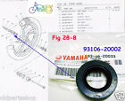 Yamaha RZ350 RD350YPVS RD350LC Front Wheel Oil Seal JT1 LB80 Rear 93106-20002