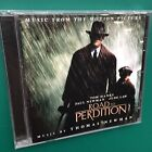 Thomas Newman ROAD TO PERDITION Soundtrack CD Sam Mendes Tom Hanks Jude Law Paul
