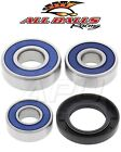 Rear Wheel Bearings Suzuki GZ 125 Marauder 98-07 ALL BALLS 25-1607 FreeShipping