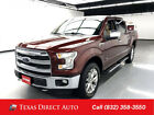 2016 Ford F-150 Lariat Texas Direct Auto 2016 Lariat Used Turbo 3.5L V6 24V Automatic 4WD Pickup Truck