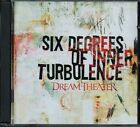DREAM THEATER - Six Degrees Of Inner Turbulence - 2xCD Album