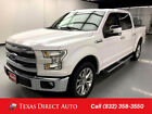 2016 Ford F-150 Lariat Texas Direct Auto 2016 Lariat Used 5L V8 32V Automatic RWD Pickup Truck