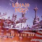 Uriah Heep - Live in the USA - ID3z - CD - New