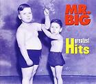 MR. BIG - GREATEST HITS - ID4z - CD - New
