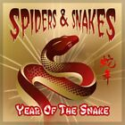 Spiders and Snakes - Year of the Snake - ID3z - CD - New