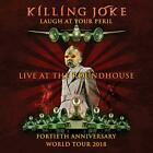 Laugh At Your Peril: Live At The Roundhouse Killing Joke Audio CD  Discs 2 Pop