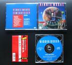 VINNIE MOORE Time Odyssey 1988/93 JAPAN CD OBI UFO RED ZONE RIDER Jordan Rudess