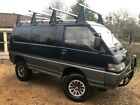 LARGER PHOTOS: Mitsubishi Delica L300. Best vehicle ever?