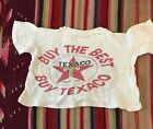 Vintage 1959 Texaco Gas Oil Chicago Pan American Games Childs T Shirt 50s RARE