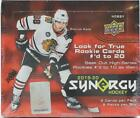 2019 20 UPPER DECK SYNERGY HOCKEY HOBBY BOX