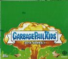 1-2014 TOPPS GARBAGE PAIL KIDS SERIES 1 FACTORY SEALED HOBBY BOX