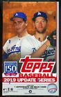 (2) 2019 TOPPS UPDATE SERIES BASEBALL SEALED 24 PACK HOBBY BOX LOT rc sp silver