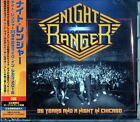 NIGHT RANGER-35 YEARS AND A NIGHT IN CHICAGO-JAPAN 2 CD BONUS TRACK I19