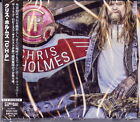 CHRIS HOLMES-C.H.P.-IMPORT CD w/JAPAN OBI E83