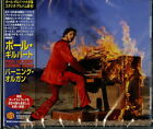 PAUL GILBERT-BURNING ORGAN PLUS-JAPAN CD BONUS TRACK E00