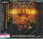 IRON SAVIOR-LIVE AT THE FINAL FRONTIER-JAPAN 2 CD I45