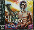 CHRIS OUSEY-DREAM MACHINE-JAPAN CD E83