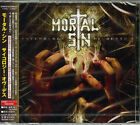MORTAL SIN-PSYCHOLOGY OF DEATH-JAPAN 2 CD BONUS TRACK Ltd/Ed G50