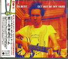 PAUL GILBERT-GET OUT OF MY YARD-JAPAN CD F56