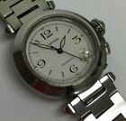 Cartier Pasha 2324 Ladies Automatic Stainless Steel Swiss Made Watch