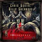 Chris Squire  Billy Sherwood - Conspiracy - Live - ID4z - CD