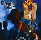 Adrenaline Mob - Omerta - ID4z - CD - New