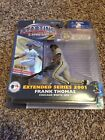 2001 HASBRO Starting Lineup 2 FRANK THOMAS CHICAGO WHITE SOX EXTENDED SERIES