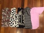 Lot Womens Career Casual Tops Shirts Shells Size L Large Banana Republic Floral