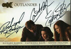2019 Cryptozoic CZX Outlander Trading Cards 23