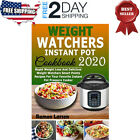 Weight Watchers Instant Pot Cookbook 2020 Rapid Weight Loss Free Fast Shipping