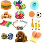 Rubber Squeak Toys Grinding teeth  Training Pet Toy Supplies