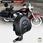 Motorcycle Adjustable DRIVER BACKREST for Harley Fatboy Heritage Softail 07 17