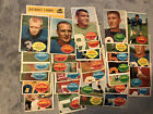 (30) 1960 Topps Football Card Lot - GREAT STARTER SET - ALL DIFFERENT COMMONS