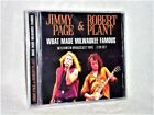 Jimmy Page And Robert Plant What Made Milwaukee Famous (CD, 2019) music concert
