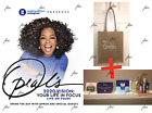 HTF OPRAH 2020 VISION YOUR LIFE IN FOCUS WEIGHT WATCHERS WW TOUR GIFT COUPON BAG