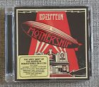 LED ZEPPELIN - MOTHERSHIP - DOUBLE CD SET ISSUED ON SWAN SONG/ATLANTIC-2007-MINT