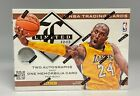 2012-13 Panini Limited Basketball Factory Sealed Hobby Box Leonard Davis RC YR