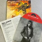 Yngwie Malmsteen Trilogy CD Mini LP Lyrics Japanese Import with OBI 2007