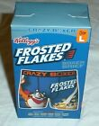 Mens Crazy Boxer Frosted Flakes Cereal Briefs Size L (32-34) 1 Pair (rip on box)