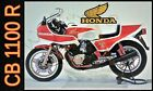 Honda CB1100R LARGE 5x3 Fridge Magnet