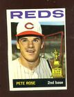 1964 TOPPS PETE ROSE #125 (250.00) EXMT SCC6788
