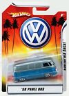 Hot Wheels 58 VW Panel Bus California Local Series M2557 NRFP 2007 Gry Blu 150