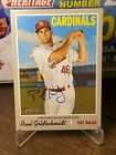 2019 Topps Heritage High Number Baseball Cards 16