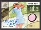 2012 SP Game Used Golf Cards 26