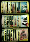 1977 TOPPS STAR WARS SERIES 3 NEAR COMPLETE SET OF 56 66 MINT *INV6224