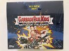 2017 TOPPS GARBAGE PAIL KIDS BATTLE OF THE BANDS HOBBY BOX