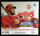 2018 Topps Series 2 Baseball Sealed Unopened Jumbo Hobby Box