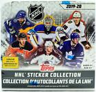 2019 20 TOPPS NHL HOCKEY STICKER COLLECTION BOX