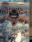 Michael Phelps King Of The Pool 16x20 Signed Photo Sm Tear In Poster. Half Price