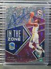 2018-19 Spectra Kevin Durant Neon Pink In The Zone Auto Autograph #08 15 JR